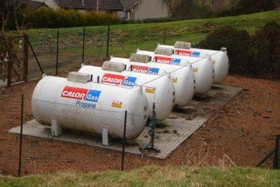 propane tanks gas