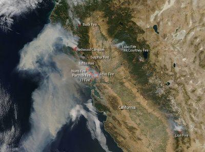 tubbs fire california 2017