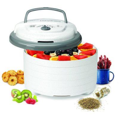 nesco snackmaster pro food dehydrator fruit