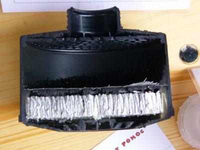 gas mask cartridge filter