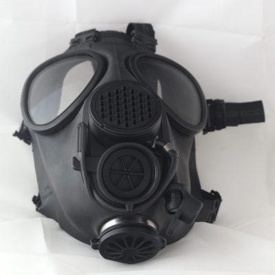 gas mask swiss army model 90
