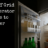Best Off Grid Refrigerator Options to Consider