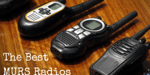 The Best MURS Radios | Backdoor Survival