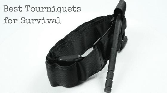 Best Tourniquets for Survival