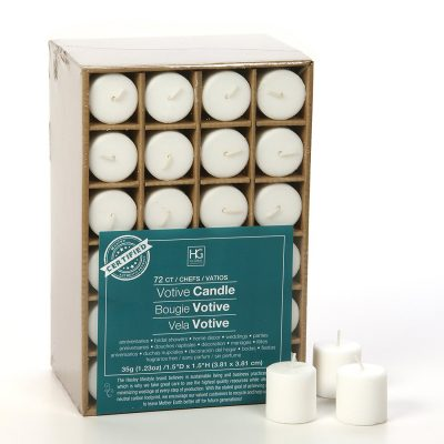 Hosley's Unscented Votive Candles
