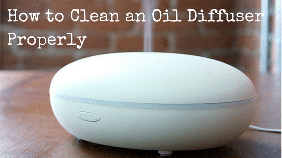 How to Clean an Oil Diffuser Properly