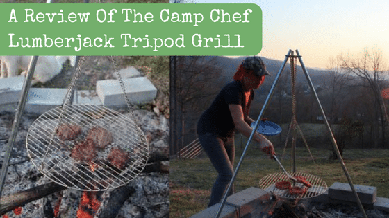 A Review of the Camp Chef Lumberjack Tripod Grill