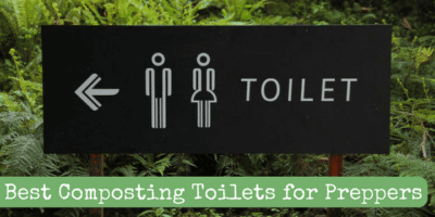 Best Composting Toilets for Preppers