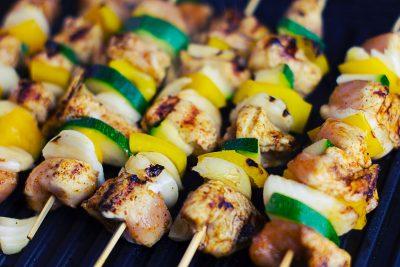 bbq-dinner-grilled-grill-kebab