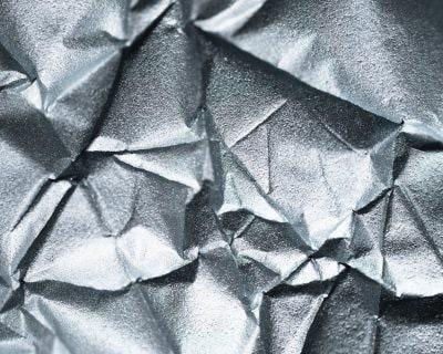 silver paper