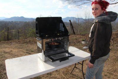 camping oven survival prepper