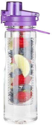 Infuser-Water-Bottle-Sport-Flip-top-BPA-Free-Tritan-25-Oz-Multiple-Infused-Water-Color-Options
