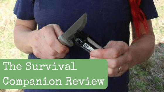 The Survival Companion Review