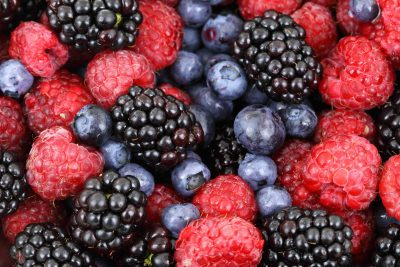 berries raspberry blackberry blueberry