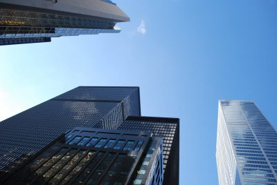big buildings skyscraper