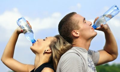 drinking-water-filter-singapore-man and woman
