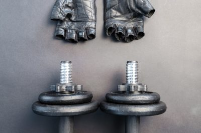fingerless gloves weights
