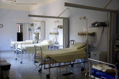 hospital bed doctor medicine