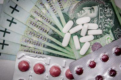medicine money pill
