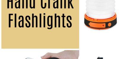 The Best Hand Crank Flashlights