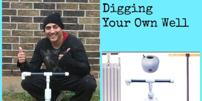 What to Consider When Digging Your Own Well