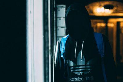 anonymous hood