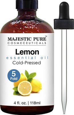 Majestic Pure Lemon Oil