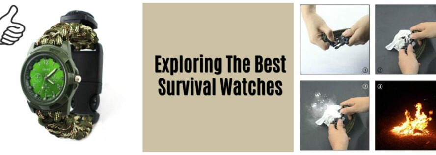 Exploring The Best Survival Watches