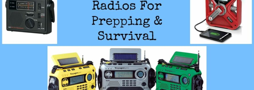 Best Emergency Radios For Prepping & Survival