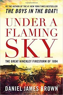 Under a Flaming Sky The Great Hinckley Firestorm of 1894