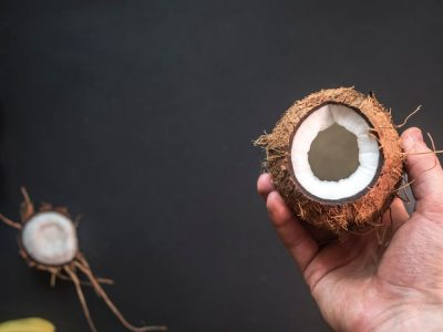 coconut hairy oil