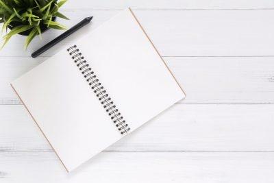 notebook pen plan