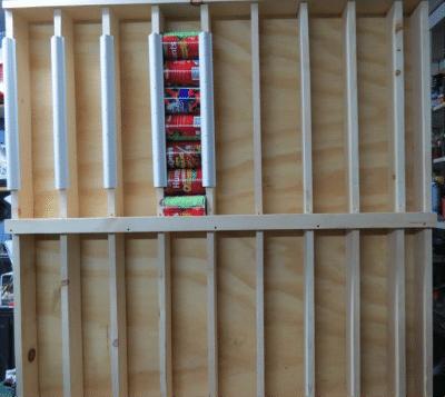 shelf can diy