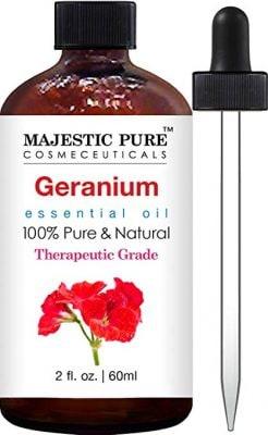 Majestic Pure Geranium Essential Oil