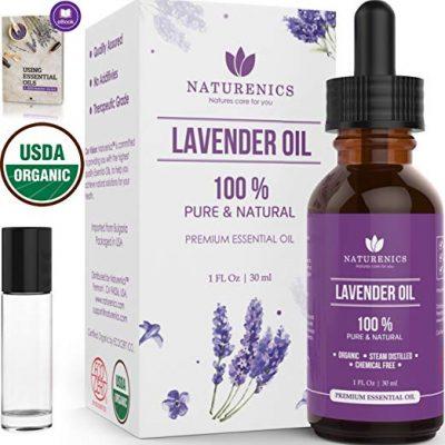 Naturenics Lavender Essential Oil