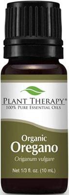 Plant Therapy USDA Certified Organic Oregano Essential Oil