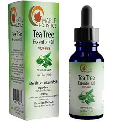 Pure Tea Tree Oil Natural Essential Oil