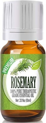 Rosemary 100% Pure, Best Therapeutic Grade Essential Oil