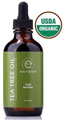 USDA Certified Organic Tea Tree Oil