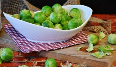 brussel sprouts meal