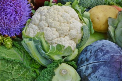 cauliflower plant gardening
