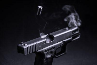 guns shooting shot bullet prepper