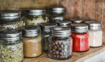 herbs-jars