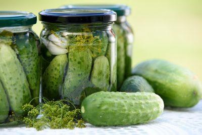 herbs pickles