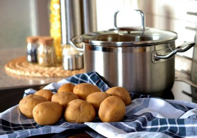 potato pot eat cook