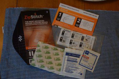 zipstitch items