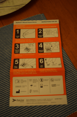 zipstitch review instructions