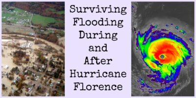 Surviving Flooding During and After Hurricane Florence