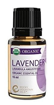 Rocky Mountain Oils-Organic Lavender Essential Oil