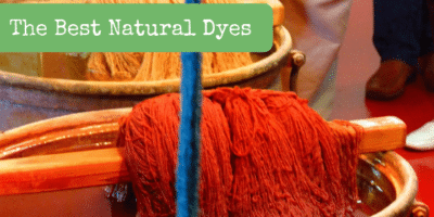 The Best Natural Dyes